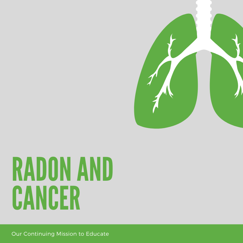 radon and cancer